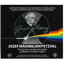 Slowakije BU-Set 2020 'Jozef Maximilian Petzval'