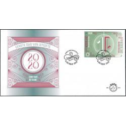 2020 Nederland FDC | Dag van de postzegel