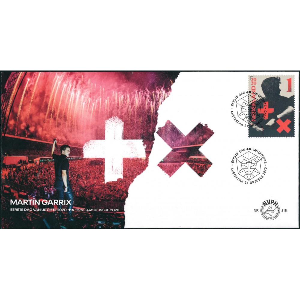 2020 Nederland FDC | Martin Garrix