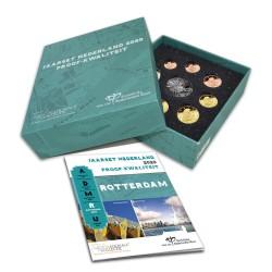 Nederland Proofset 2020 'Rotterdam'