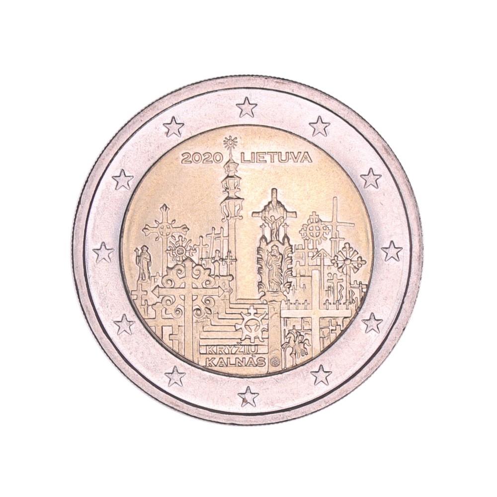 Litouwen 2 Euro 2020 'Heuvel van Kruizen'