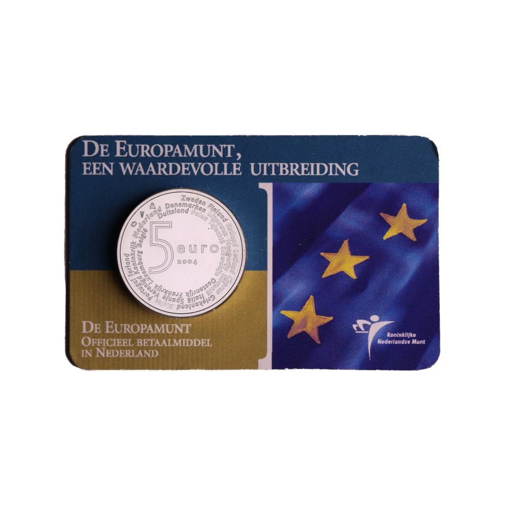 Europamunt vijfje 2004