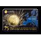 België 2½ euro 2020 'Vrede en Vrijheid'