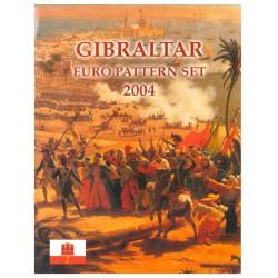 Gibraltar blister 1c t/m 2 E 2004