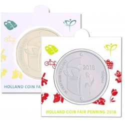 Holland Coin Fair Penning 2017 en 2018