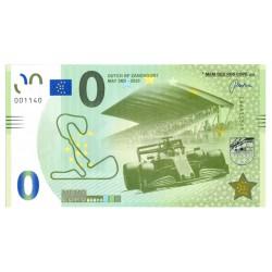 0 Euro Nederland 2020 'Grand Prix Zandvoort'