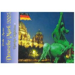 Duitsland blister 1c t/m 2 E 2005