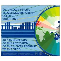 Slowakije BU-set 2020 'OECD'