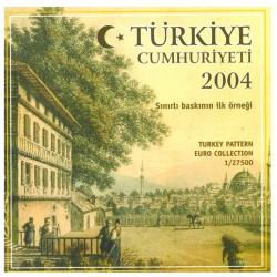 Turkije blister 1c t/m 2 E 2004