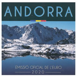 Andorra BU-Set 2020