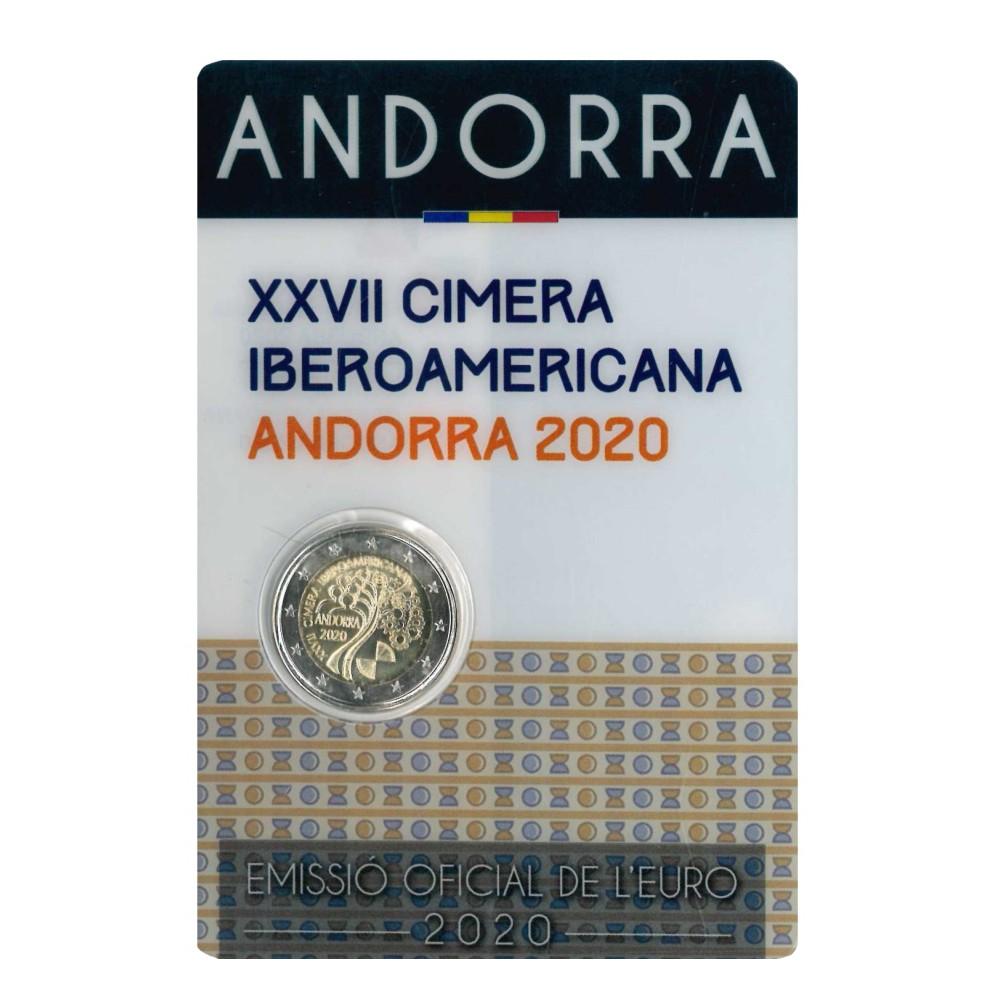 Andorra 2 Euro 2020 '27e Ibero-American Top'