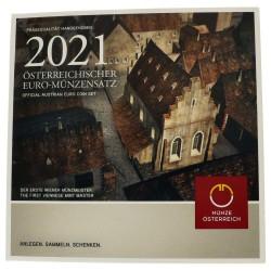 Oostenrijk BU-Set 2021 'De eerste Weense muntmeester'