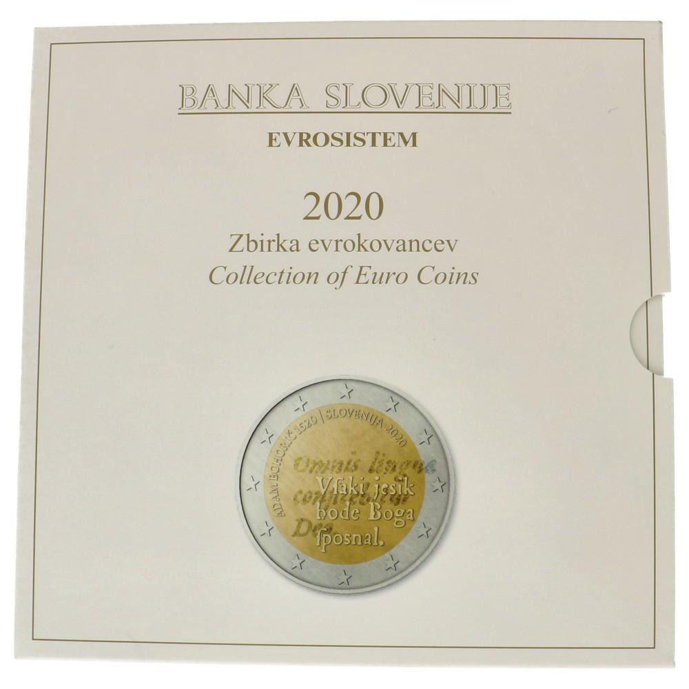 Slovenië BU-set 2020