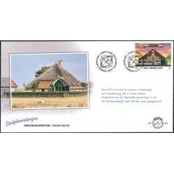 2021 Nederland FDC | Typisch Nederlands - Stolpboerderijen