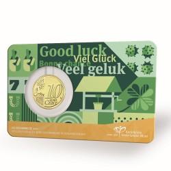 Nederland 10 cent 2021 'Geluksdubbeltje'