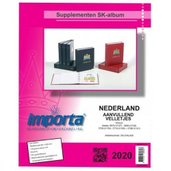 Importa SK supplement Nederland 2020 Aanvullend/ Velletjes