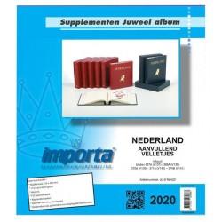Importa Juweel supplement Nederland 2020 Aanvullend/ Velletjes