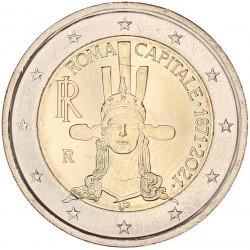 Italië 2 euro 2021 '150 Jaar Hoofdstad Rome'