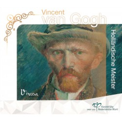 Nederland beursset 2021 'World Money Fair Berlijn' - Vincent van Gogh