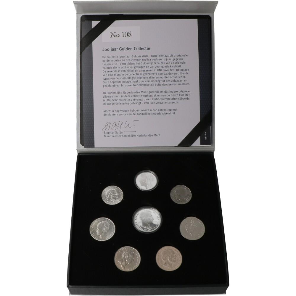 KNM Uitgifte: 200 jaar Gulden Collectie