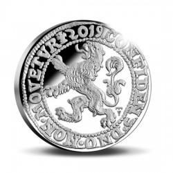 Officiële Herslag: Leeuwendaalder 2019 Zilver Proof