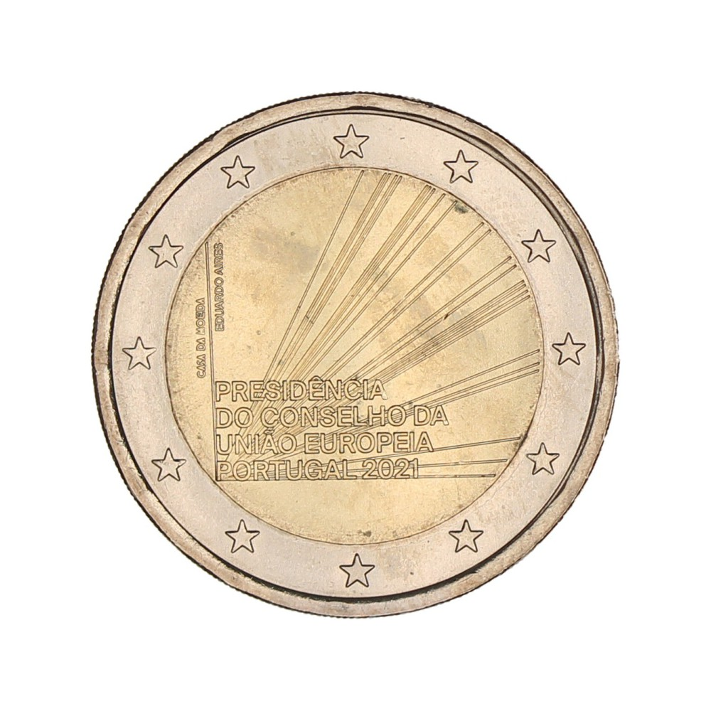 Portugal 2 euro 2021 'Voorzitter EU'