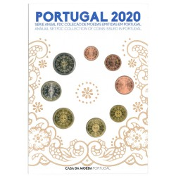 Portugal FDC Set 2020