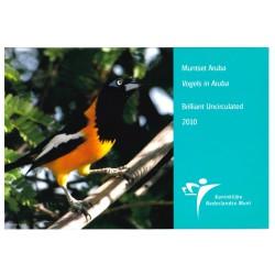 Aruba Jaarset 2010 'Vogels in Aruba'