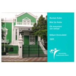 Aruba Jaarset 2009 'Elk monument een verhaal'