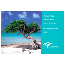 Aruba Jaarset 2008 'Inheemse Bomen'