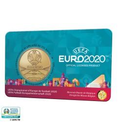 België 2½ euro 2021 'UEFA EURO 2020' - Leverbaar april