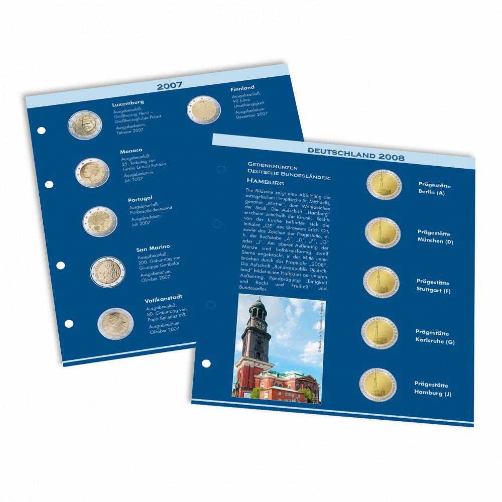 Leuchtturm NUMIS supplement 2020 (Duits)