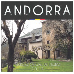 Andorra BU-set 2019