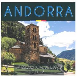 Andorra BU-set 2018