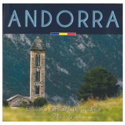 Andorra BU-set 2016