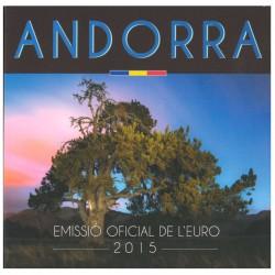 Andorra BU-set 2015