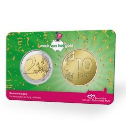 Nederland 'Week van het geld' coincard 2021