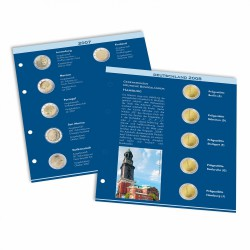 Leuchtturm NUMIS supplement 2020 (Engels/ Frans)