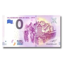 0 euro Nederland 2019 'Valkenburg'