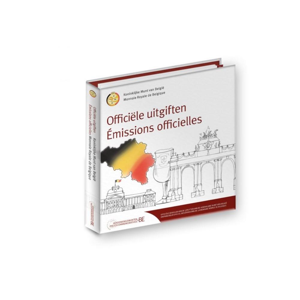 Officiële Coincard Verzamelalbum België (KNM)