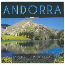 Andorra BU-set 2017