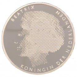 Koninkrijksmunten Nederland 50 gulden 1988