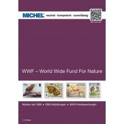 Michel motiefcatalogus WWF Wereldnatuurfonds 2e editie