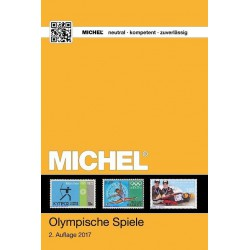 Michel motiefcatalogus Olympische Spelen 2e editie