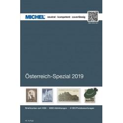 Michel catalogus Oostenrijk Speciaal 2019