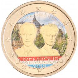 Luxemburg 2 euro 2019 'Charlotte' in kleur