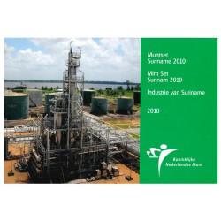 Suriname Jaarset 2010 'Industrie van Suriname'
