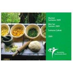 Suriname Jaarset 2009 'Suriname Culinair'