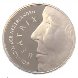 Koninkrijksmunten Nederland 50 gulden 1991