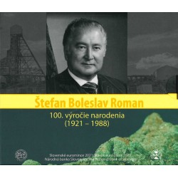 Slowakije BU-set 2021 'Stefan Boleslav Roman'